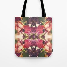 Sunset of Roses Tote Bag