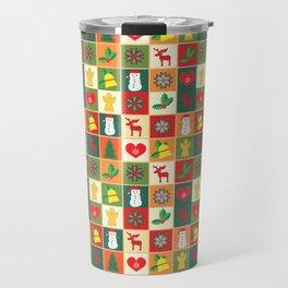 Christmas Time 1 Travel Mug