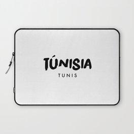 Tunis x Tunisia Laptop Sleeve