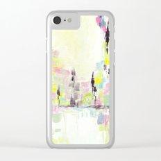 Improvisation 37 Clear iPhone Case