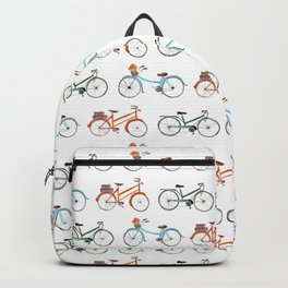 i want to ride my bicycle Backpack