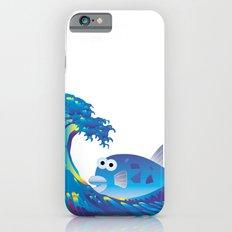 Hokusai Rainbow & Globefish  Slim Case iPhone 6s