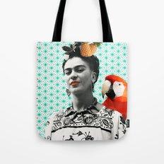 FRIDA COLOR  Tote Bag