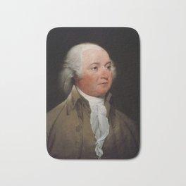 President John Adams Bath Mat