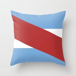Entre Rios flag Argentina Throw Pillow