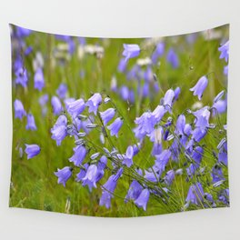 Bluebells Meadow #decor #society6 Wall Tapestry