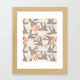 fly by day Framed Art Print