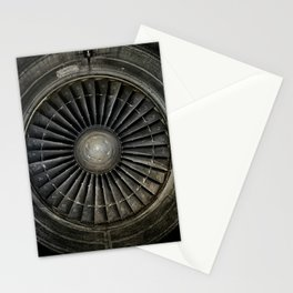 The Plane Engine Stationery Cards