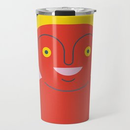 Happy Demon Travel Mug