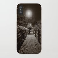 ghost iPhone & iPod Cases featuring Ghost by Mark Nelson