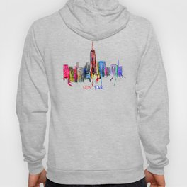 new york inked  Hoody