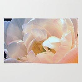 My favorite tulip -- Tulipa Angélique Rug