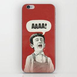 AAAA! iPhone Skin