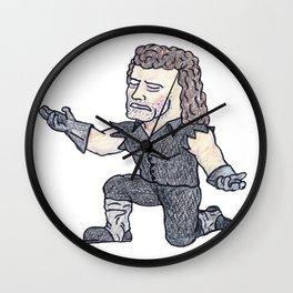 The Dead Man Wall Clock