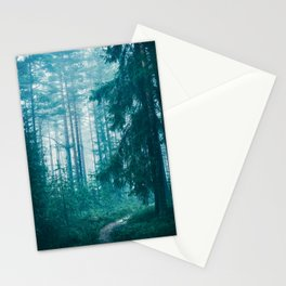 Peer Through The Trees Stationery Cards