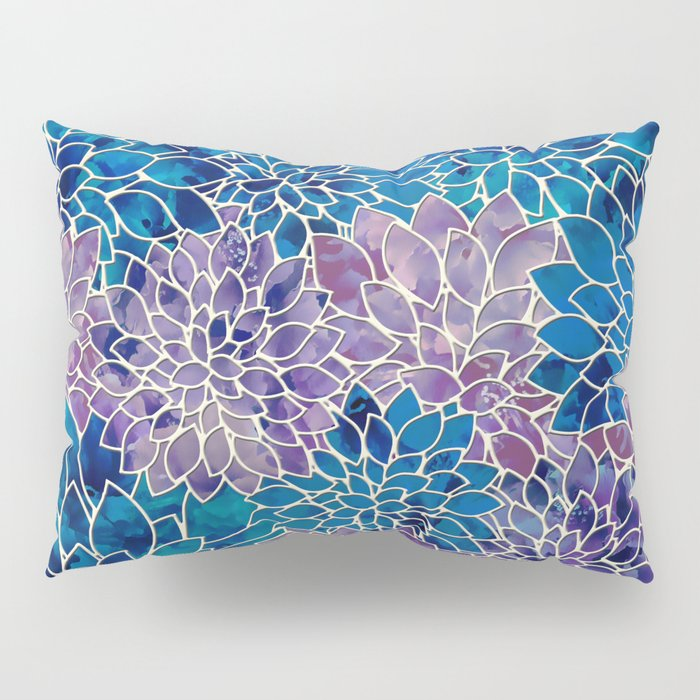 Floral Abstract 34 Pillow Sham
