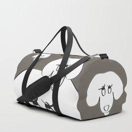 Animal Testing - Really people? Duffle Bag