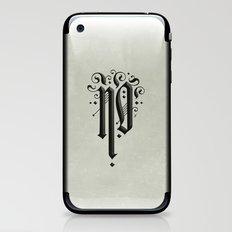 No iPhone & iPod Skin