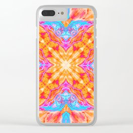 Portal of Thoughts - Human's imperfection forgiveness Clear iPhone Case