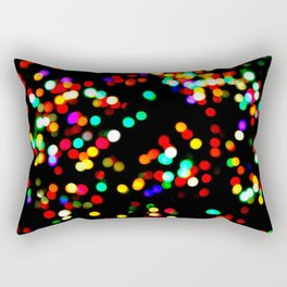 celebrate color Rectangular Pillow