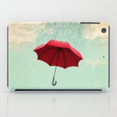 Chasing clouds iPad Case
