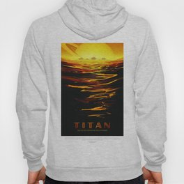 Titan - NASA Space Travel (Alternative) Hoody