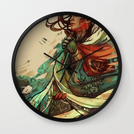 Lavellan Wall Clock