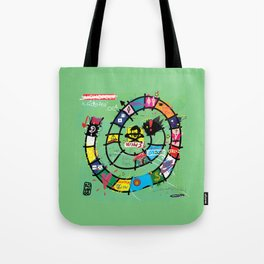 Gioco dell'Oca - The Game of the Goose (RDVM06) Limited Edition Tote Bag