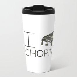 Chopin Metal Travel Mug