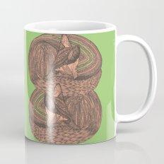 Sleeping foxes Mug