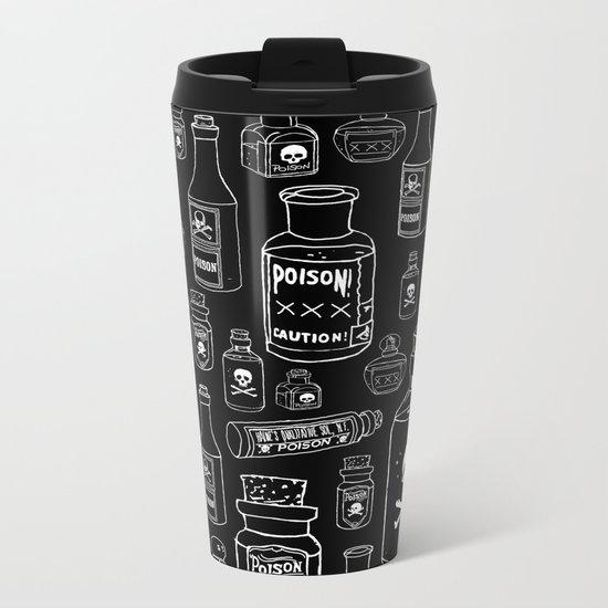 Poison Metal Travel Mug