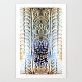 Sorcha Art Print