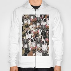Social Frenchies Hoody