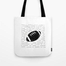 Super Bowl Day Tote Bag