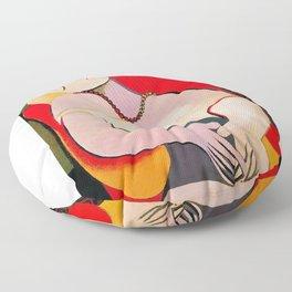 Pablo Picasso A Dream 1932 (Le Reve) Artwork T Shirt Floor Pillow