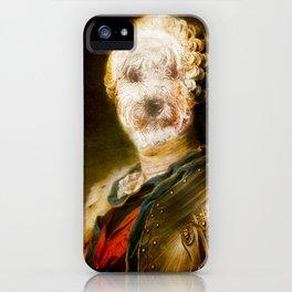 Monsieur Le marquis ! iPhone Case