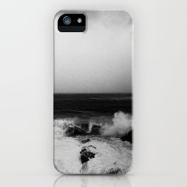 Shek-O Magical Place - sea of  the southeast tip iPhone Case