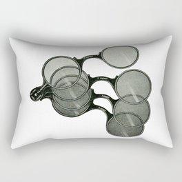 Glasses 2 Rectangular Pillow