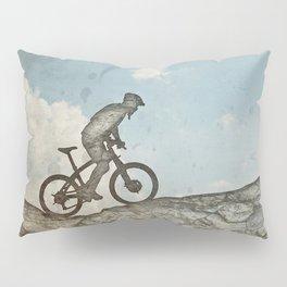 Mountain Biking Pillow Sham