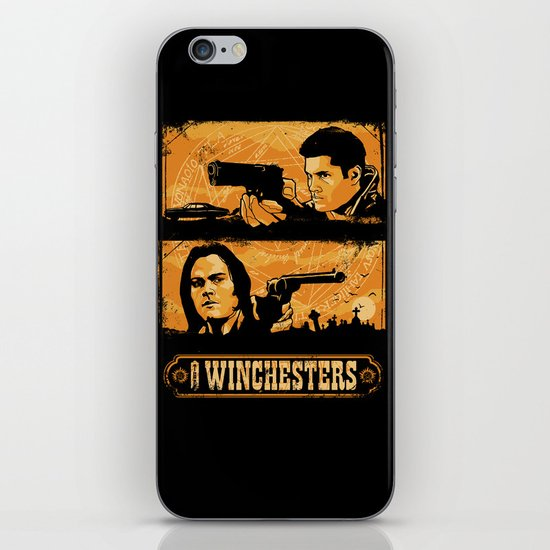The Winchesters iPhone & iPod Skin