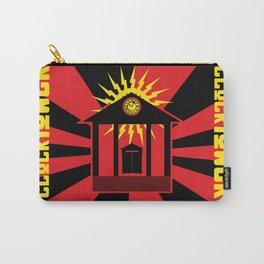 Clocktower Propaganda Carry-All Pouch
