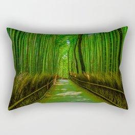 Bamboo Trail Rectangular Pillow