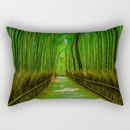 Bamboo Trail Rectangular Pillow