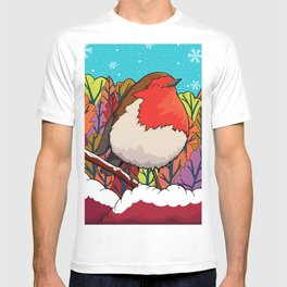 The Big Red Robin T-shirt