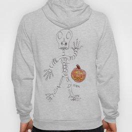Skeletal Greetings Hoody