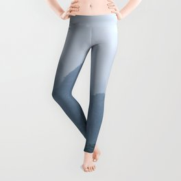Misty Mountains of Guilin China Leggings