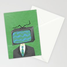 Media of the Mind Stationery Cards