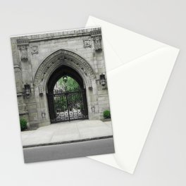 Yale - Graduation Gate Stationery Cards