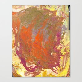 Sunset Relived Canvas Print