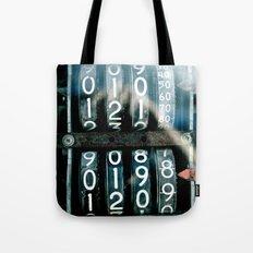 Magic numbers Tote Bag